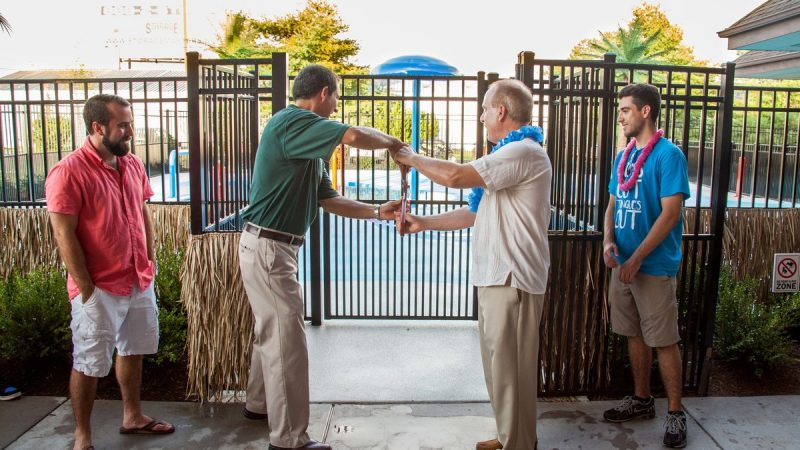 Petropolis Celebrates Grand Opening of Canine Cove 2