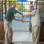 Petropolis Celebrates Grand Opening of Canine Cove 1