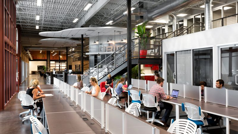 The GRID – A Collaborative Workspace 11