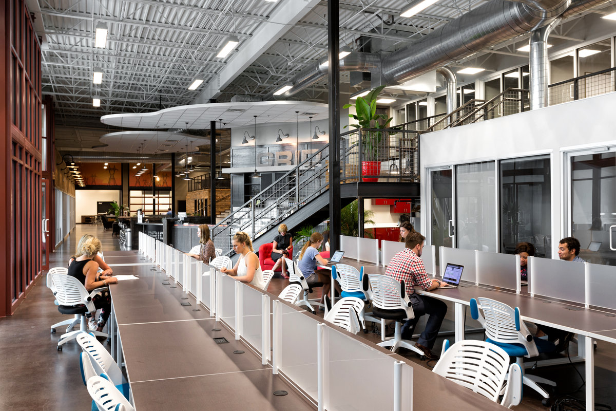 the grid – a collaborative workspace – johnson county lifestyle