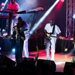 The Commodores Rock Southern Ground