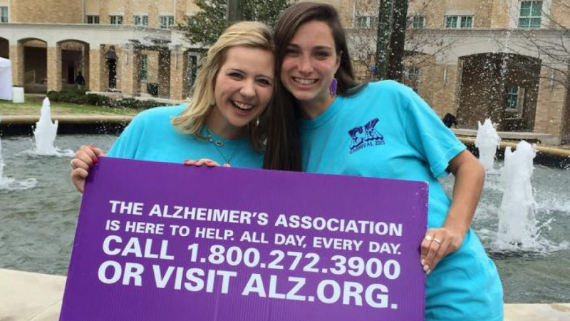Camp Bowie District President Opens up About Alzheimer's
