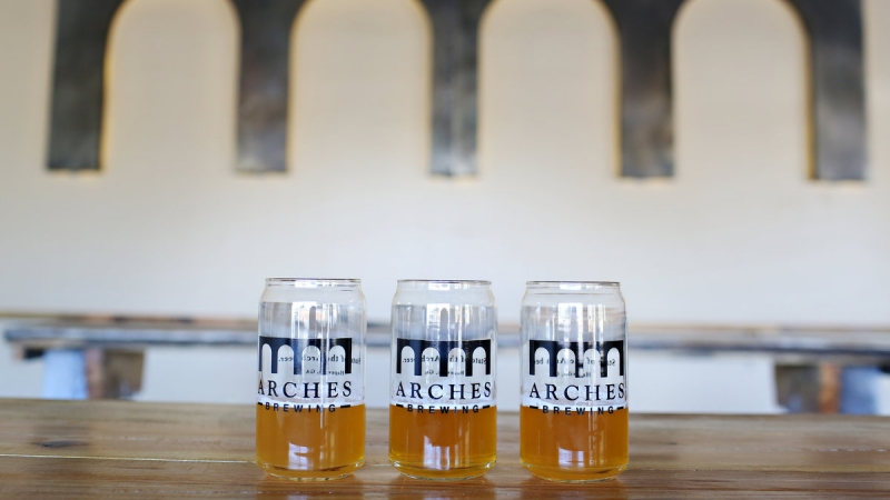 Arches Brewing: On Tap in Hapeville