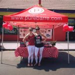 Pure Barre at the Highlands Street Fair 4