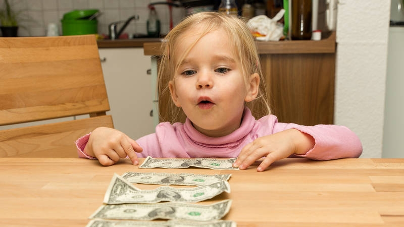 Lessons on Money for Kids