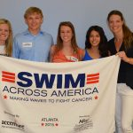 Swim with the Olympians for CHOA 8