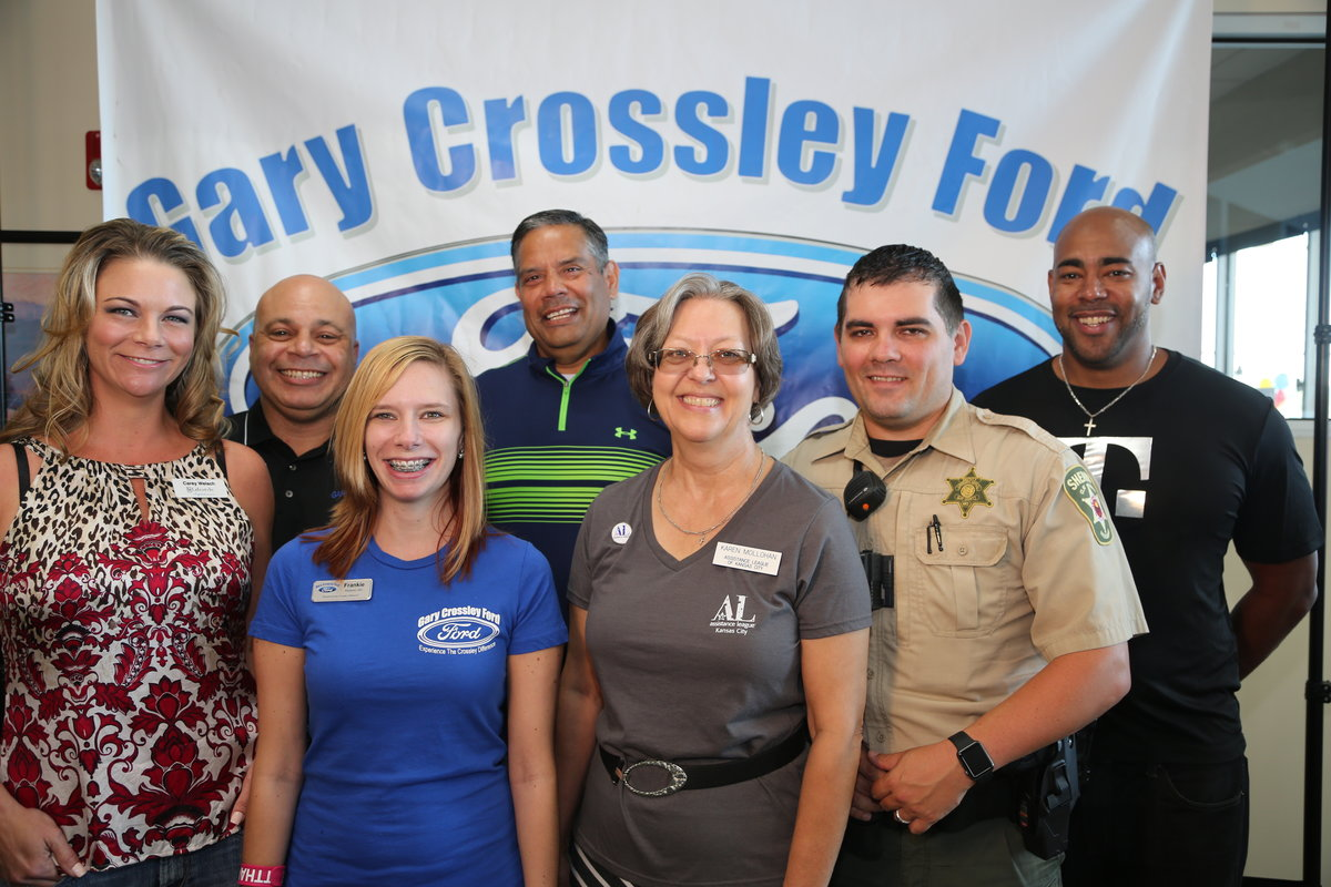 Fill the Bus with Gary Crossley Ford and the Assistance League 8