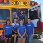 Fill the Bus with Gary Crossley Ford and the Assistance League 7