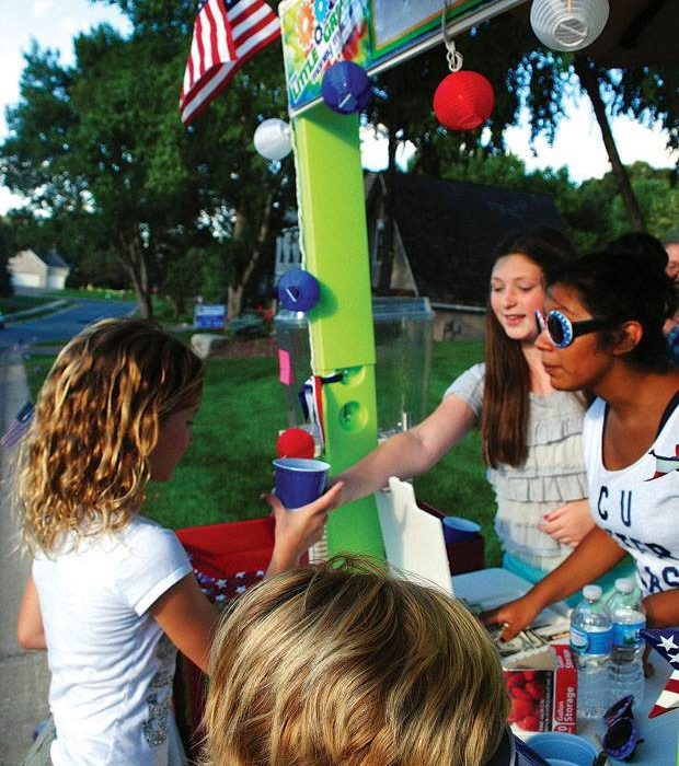 Olympic Hills 9/11 Lemonade Stand 2