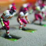 The Battle for Grid-Iron Glory in the Kansas City Electric Football League 2