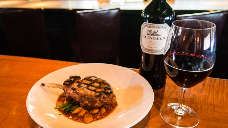 Food and Wine Pairings for Fall 3