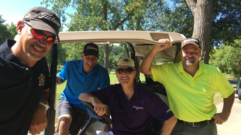 VFW Golf  Tournament 10