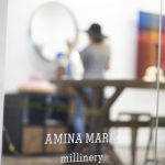 Meet the Maker: Amina Marie Millnery 3
