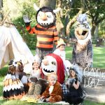 Where the Wild Things Are Romp 4