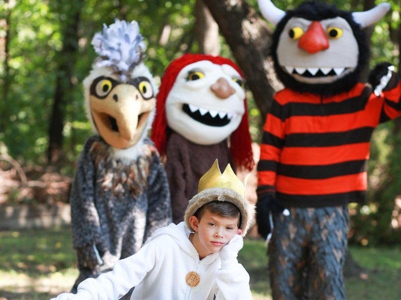 Where the Wild Things Are Romp 49