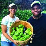 """Growing a Life: Teen Gardeners Harvest Food, Health and Joy"" 1"