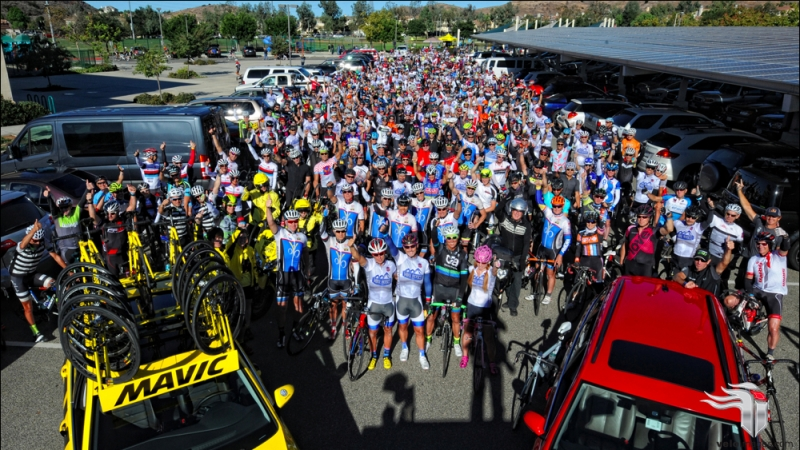 Cycling Tribute Fuels Community Spirit & Support 9