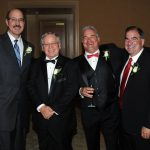 Fathers Honored at Awards Dinner