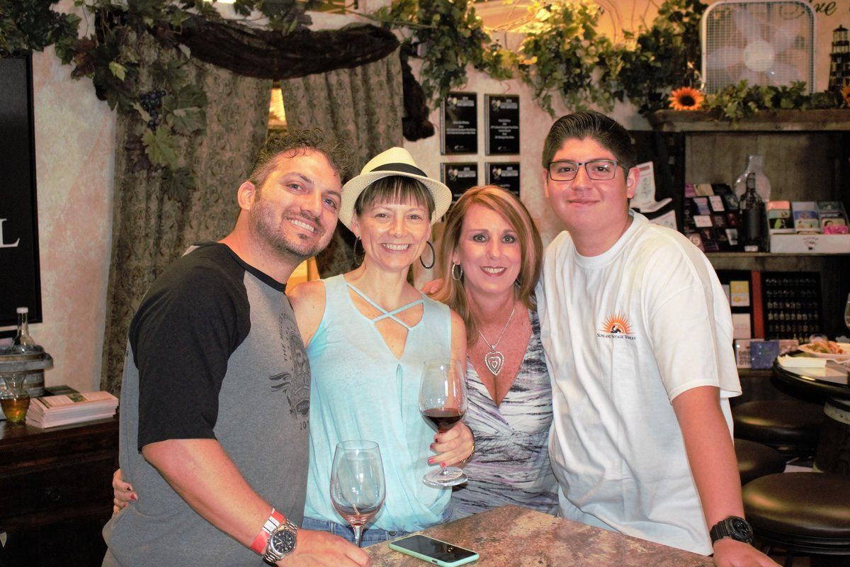 Sunland Vintage Winery Celebration 11