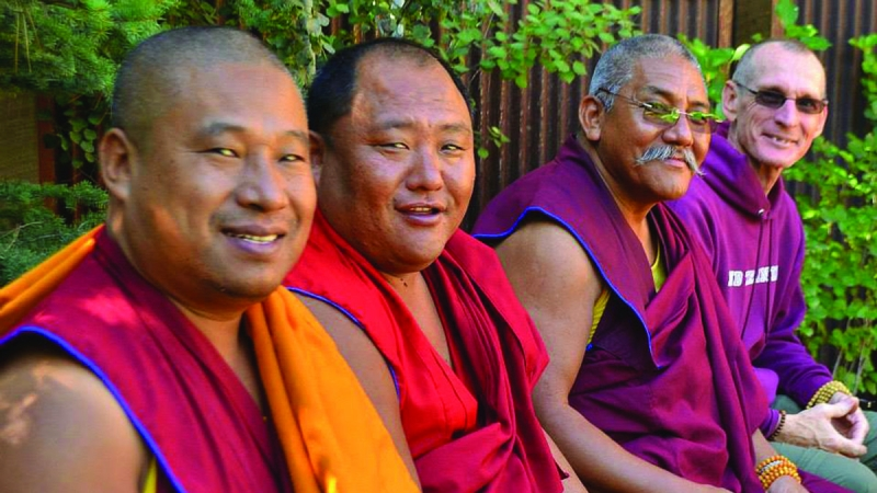Monks and Mindfulness 5