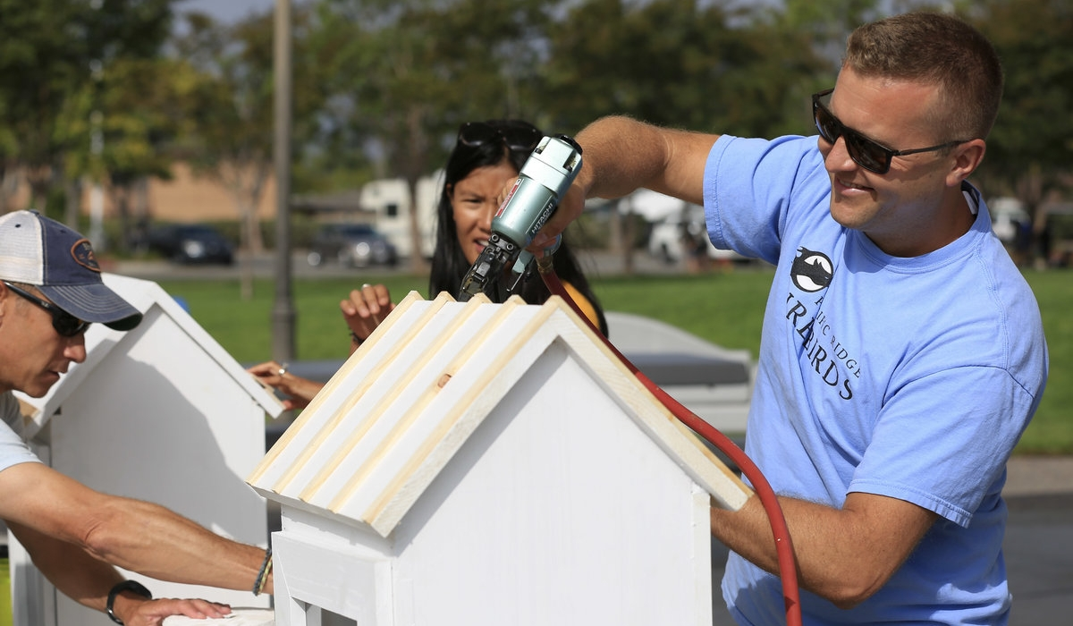 Pacific Ridge School Creates Free Libraries 10