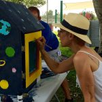 Pacific Ridge School Creates Free Libraries