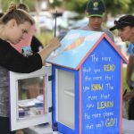 Pacific Ridge School Creates Free Libraries 2