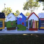 Pacific Ridge School Creates Free Libraries 1
