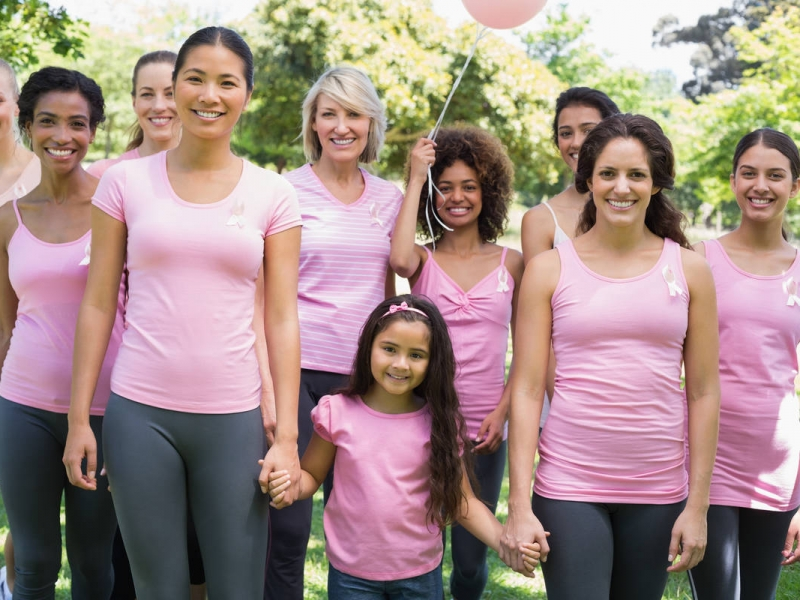 Conejo Valley Community Steps Out to End Breast Cancer