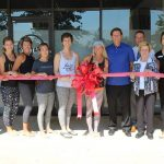 Beyond Yoga Ribbon Cutting Ceremony