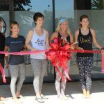 Beyond Yoga Ribbon Cutting Ceremony 1