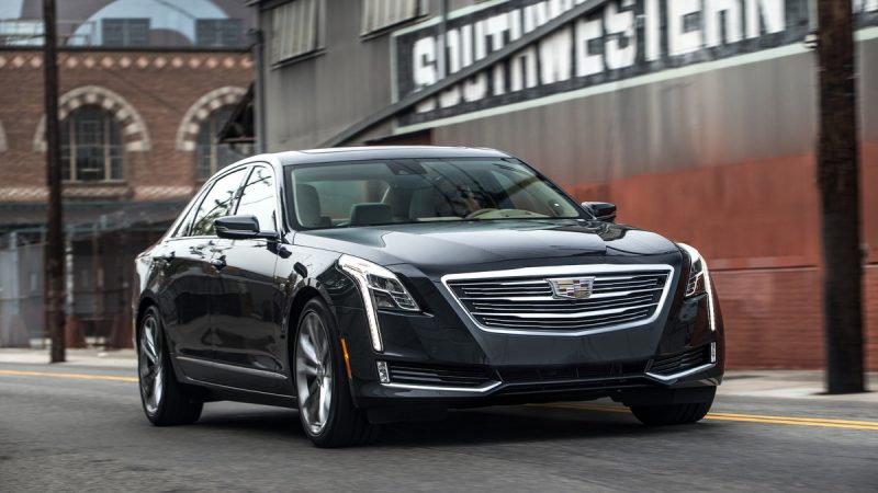 Cadillac 2016 CT6 Premium Luxury AWD 4