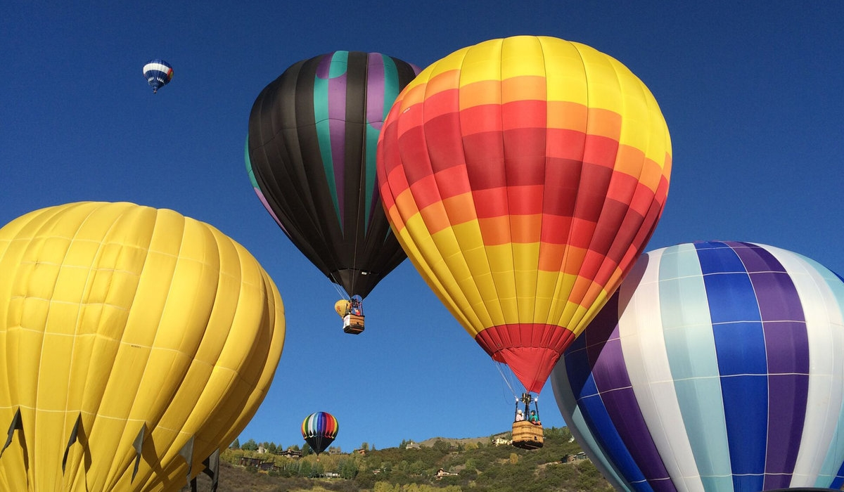 Up, Up and Away in Snowmass 1