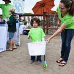 Kaminskiy Cares Cleans Up San Elijo Beach 7
