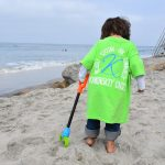 Kaminskiy Cares Cleans Up San Elijo Beach 1