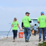 Kaminskiy Cares Cleans Up San Elijo Beach 6