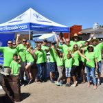 Kaminskiy Cares Cleans Up San Elijo Beach 2