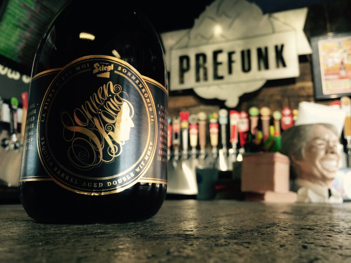 Local Beer Lovers at Home at PreFunk 3