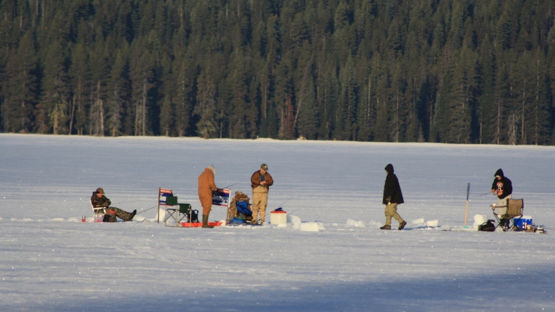 Cold Weather Fun–Add Ice Fishing to Your List