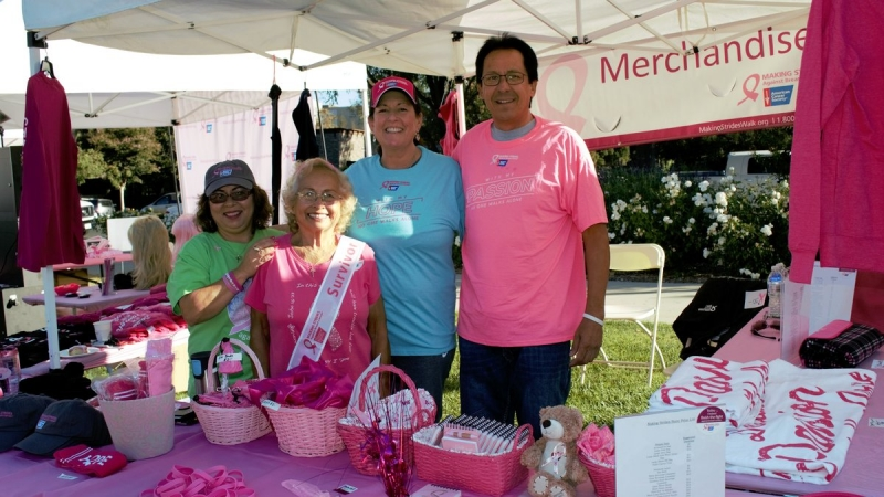 Making Strides Towards a Cure 23