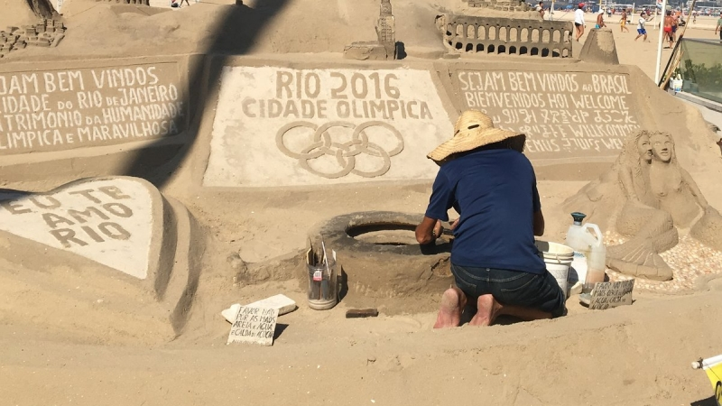 Our Summer in Rio