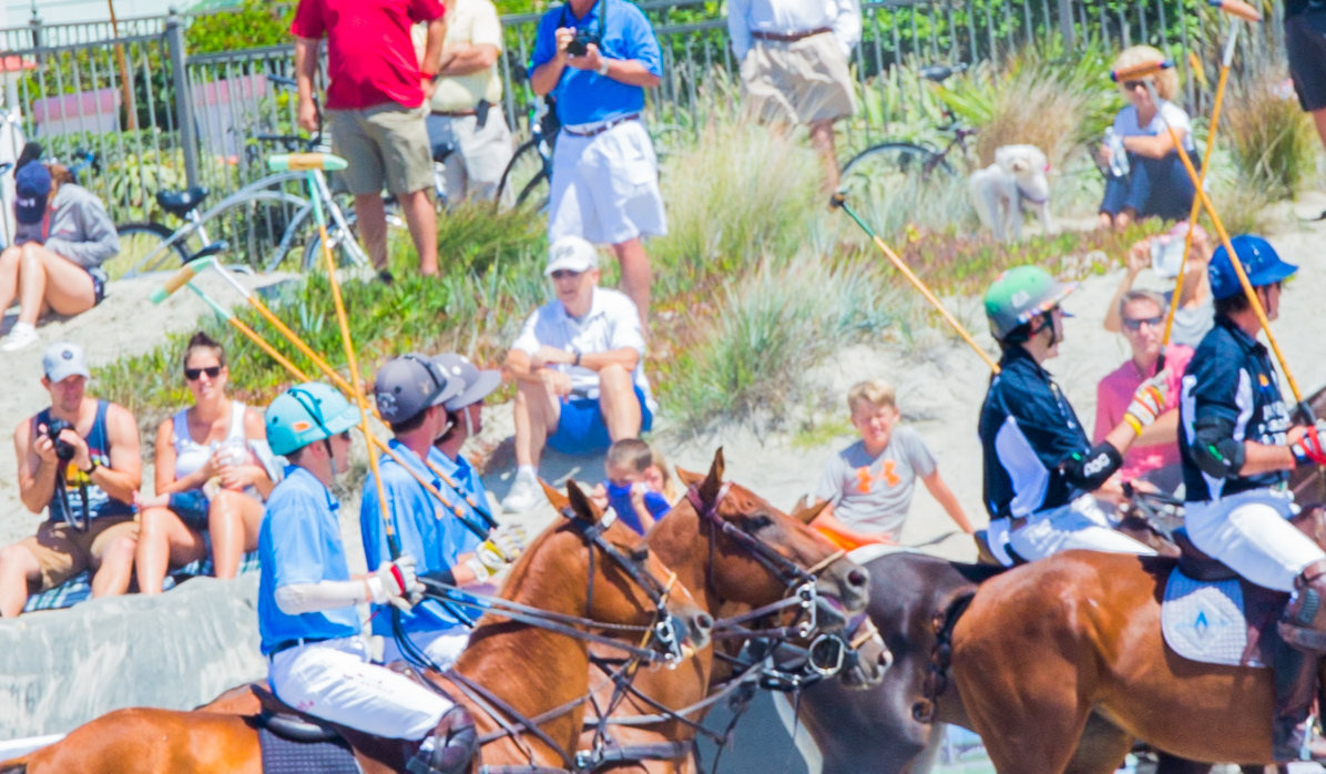 Beach Polo Cup By Polo America Presented By Porsche of San Diego