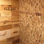 DIY - Cork Wall and Wine Box