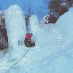 Snow and Ice Climber Mary Harlan Thrives at the Edge