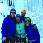 Snow and Ice Climber Mary Harlan Thrives at the Edge 8