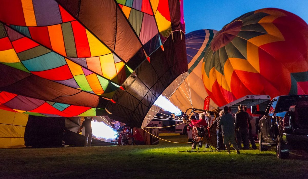 Spirit of Boise Balloon Classic 3