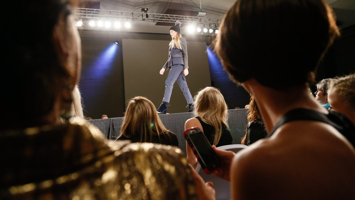 Runway Tulsa; national, local and student talent for a week of fashion and arts events with a philanthropic purpose. 3
