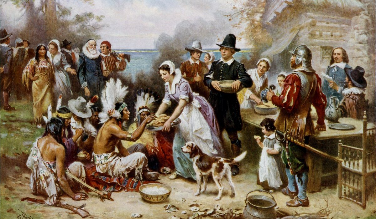 The History of The Thanksgiving Turkey
