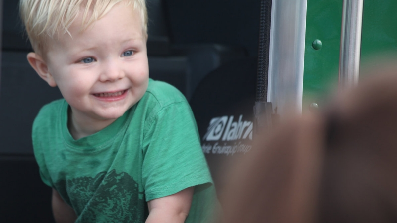 Touch A Truck Brings Smiles 3
