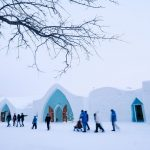A Night at Quebec City's Ice Hotel 3
